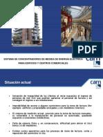 Sistema de concentradores de medida eléctrica_CAM - CEDELEF