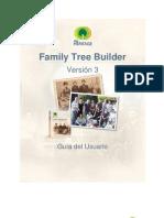 Family Tree Builder User Guide 4.0 Spanish