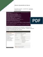 Instalacion Desatendida Ubuntu