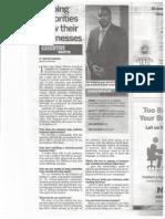 Newsday Article Chamber