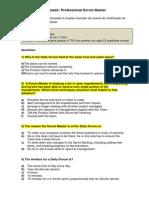 The Scrummaster Study Guide Pdf