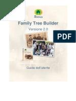 Family Tree Builder User Guide 4.0 Italian
