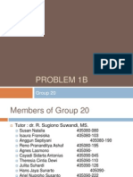 Group 20 Problem 1B