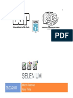 Selenium Usp