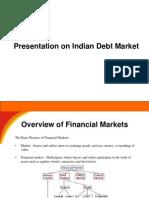 28143890 Presentation on Indian Debt Market