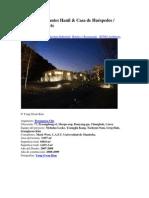 Centro de Visitantes Hanil & Casa de Huéspedes_BCHO Architects