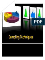 Module - 2 Sampling