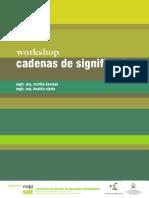 documento_ CADENAS DE SIGNIFICADOS