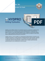 HYDPRO   Drilling Hydraulics Software