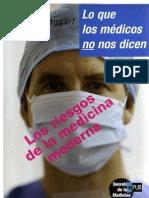 McTaggart, Lynne - Lo Que Los Medicos No Nos Dicen