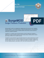 SurgeMOD   Surge Pressure Prediction Software