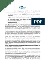 Lebensversicherungspolicen Europarechtswidrig PI 0910161