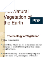 POWERPOINTThe Natural Vegetation of the Earth