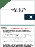 6.1 Tratamientos Termicos