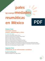 Enfermedades Reumáticas más comunes en México.