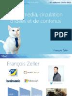 Francoiszeller Reseauxsociauxcirculationdescontenusetdesidees Smoseocmsocialmedia 140110034432 Phpapp02