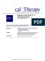 Physio Theraphy by Dickstein 2007
