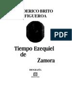 Brito Figueroa - Tiempo de Ezequiel Zamora