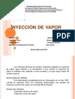 Inyección de vapor