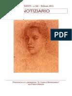 Notiziario 241 - Frati Minori di Lombardia