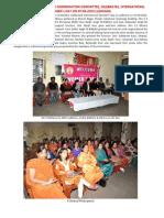 Women Day at Punjab