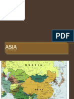 East Asia Includes a Very Large Area and High Population