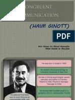 Congruent Communication