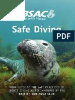 BSAC Safe Diving