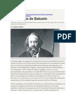 Los Nietos de Bakunin