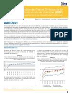Boletín ICDV-Enero 2014