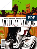 American Vampire Second Cycle Exclusive Preview