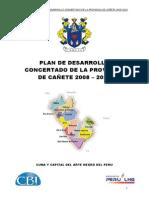 PDC Cañete 2008-2021