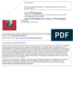 Maimo-Fried's Modernist Theory of Photography