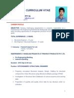 Resume Parikshith