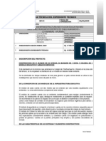 FICHA TÉCNICA 50633