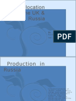 How Location Effects the UK & Russia