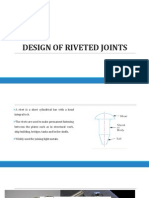 Design of Rivets
