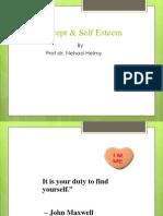 Self Concept & Self Esteem Nehad