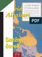 Snezni Covek - David Albahari