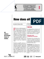 How Oil Works?