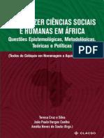 CÓMO HACER CIENCIAS SOCIALES Y HUMANÍSTICAS EN ÁFRICA