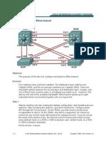 CCNPversion3_Configuring Port Teaming