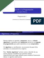 Conceptos de La Programacion