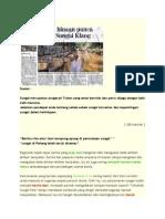 karangan spm - pencemaran
