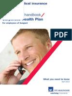 AXA PPP Handbook