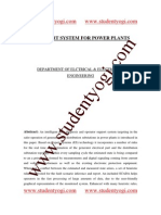 An Expert System for Power Plants Paper Presentation 100115092532 Phpapp02 (1)