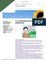 5 - 02 3) Comunicacion Simplex