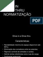 DRIVE IN , DRIVE THRU E NORMATIZAÇÃO original