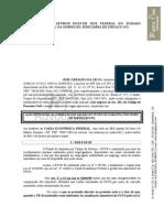 Ação de COrreção do FGTS (José Geraldo)