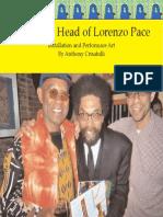 Inside the Head of Lorenzo Pace